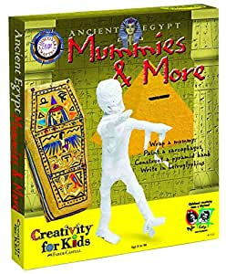 Creativity for Kids Kit Ancient Egypt Discovery Crafts