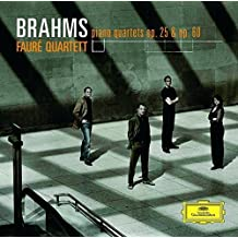 Brahms: Piano Quartet 1 & 3