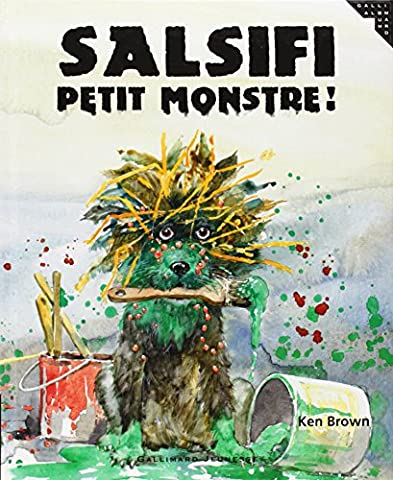 Salsifi, petit monstre!