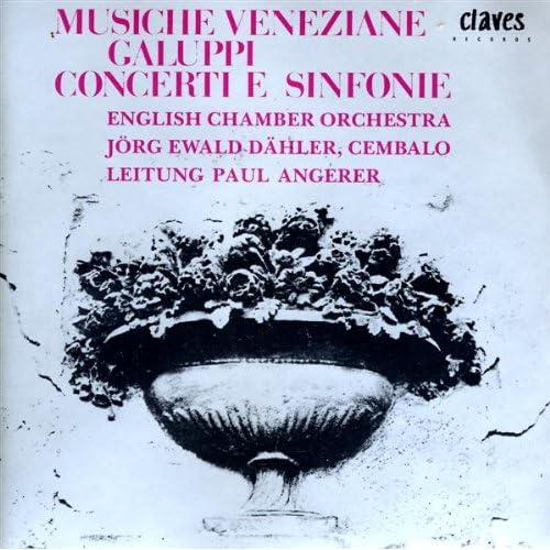 Sinfonia della Serenata in F Major: Allegro - Andante - Allegro