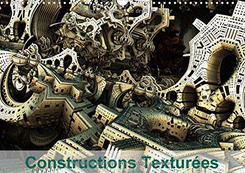 Constructions Texturees 2017: Assemblage et Texture d'Elements d'Architecture par Redinard