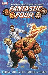 Fantastic Four by Jonathan Hickman - Volume 6 (Fantastic Four (Marvel Paperback)) by Jonathan Hickman (9-Jul-2013) Paperback