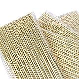 webake 150 Pcs Biodegradable Paper Straws 7.75