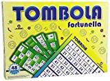Juego Lucky Bingo I Tombola Classica Italiana I Bingo Originale Tabellone, Numeri, Cartelle E Chips Incluse I Gioco Da Tavolo - Multicolore