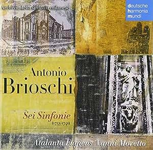 Brioschi: 6 Sinfonien