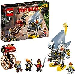 Lego Ninjago (IT)) - Attacco del Piranha, 70629