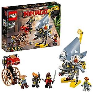 LEGO- Ninjago Attacco del Piranha, Multicolore, 70629  LEGO