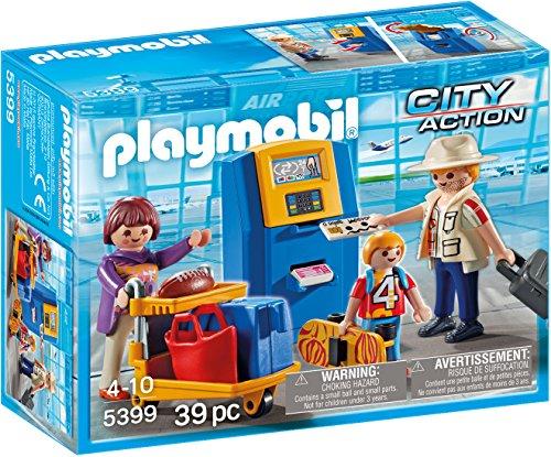 Playmobil - Familia Check In 5399
