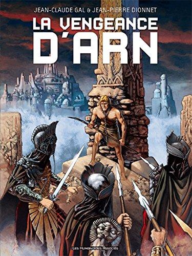 Epopes fantastiques - la vengeance d'Arn
