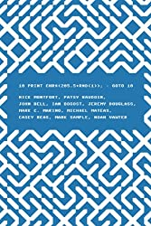 10 Print CHR#(205.5+RND(1)); : Goto 10 (Software Studies)