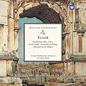 Elgar: Symphonies Nos. 1 & 2, In the South, Serenade for Strings, Introduction & Allegro