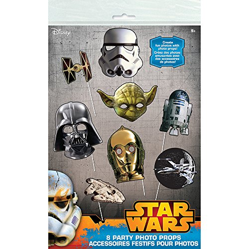 (Unique Industries Star Wars Fotobox-Requisiten)