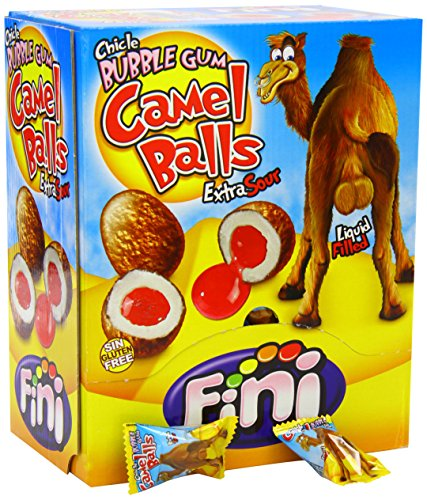 Preisvergleich Produktbild Fini Camel Balls Extra Sour 200er