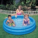 Intex 59416 3-Ring-Pool blau