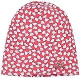 Sterntaler Baby-Mädchen Mütze Slouch-Beanie, Rot (Beerenrot 817), 49