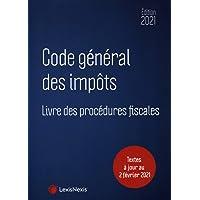 Code général des impôts et Livre des procédures fiscales 2021