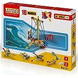 Engino - Set Inventor Basic, 10 modelos, juego de construcción (1020)