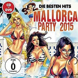 Mallorca Party 2015 (CD + DVD)