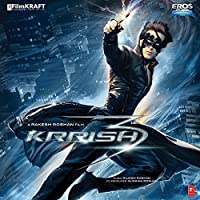 Krrish 3 Hindi DVD Fully Boxed Collectors Edition 2 Disc Set