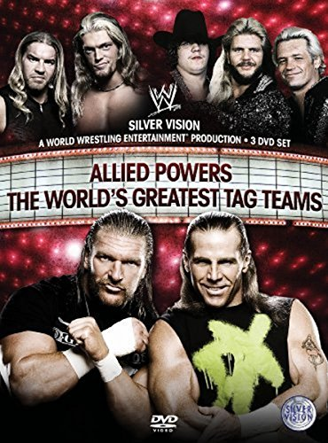 Bild von WWE - Allied Powers World's Greatest Tag Teams [3 DVDs]