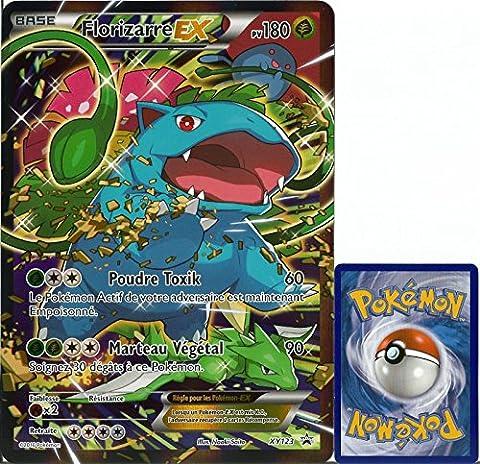 carte Pokémon XY123 Florizarre EX JUMBO 180 PV - FULL ART Promo