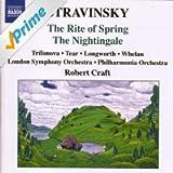 Stravinsky: Rite Of Spring (The) / The Nightingale (Stravinsky, Vol. 3)