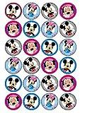 24 &Mickey, Minnie Maus (#2)