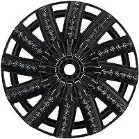 Bosch Brosse de ponçage en Acier Cepillo de Acero para PWR 180 CE, Negro
