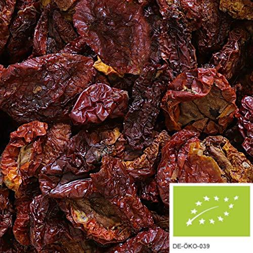 Getrocknete italienische Tomaten 1kg, versandkostenfrei (in D), ungeschwefelt, Ideal für Antipasti