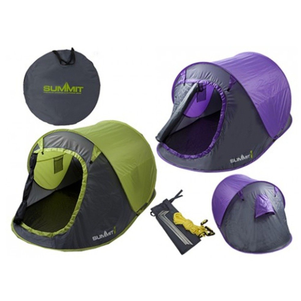 sc 1 st  Amazon UK & 2 Person Pop Up Tent With Carry Bag: Amazon.co.uk: Sports u0026 Outdoors
