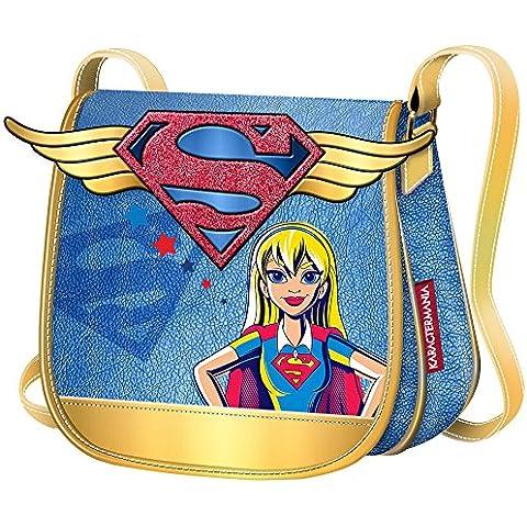 DC Superhero Girls–93908–Caja Vertical con Tapa