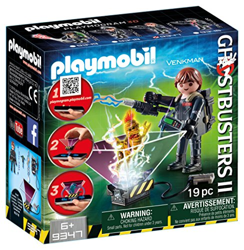 Playmobil Ghostbusters Peter Venkman, 9347