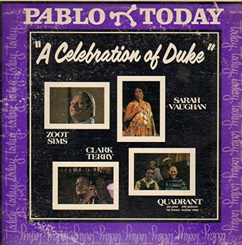 A Celebration Of Duke [Vinyl LP] (Zoot Clark Sims Terry,)