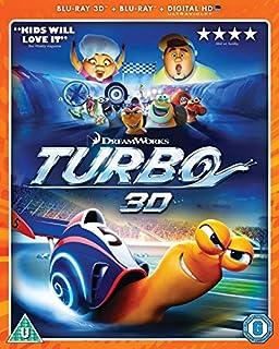 Turbo [Blu-ray] (B00DHJSWWO) | Amazon price tracker / tracking, Amazon price history charts, Amazon price watches, Amazon price drop alerts