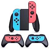 HEYSTOP Grip per Nintendo Switch JoyCon, 3 Pezzi JoyCon Manico Grip Kit Custodia Protettiva per Controller Switch JoyCon, Imp