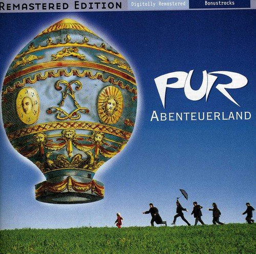 Pur: Abenteuerland (Remastered) (Audio CD)