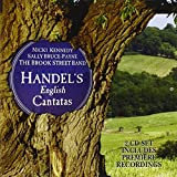 Georg Friedrich Haendel : Les Cantates & les Mélodies anglaises