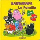 BARBAPAPA FAMILLE LIVRE PUZZLE