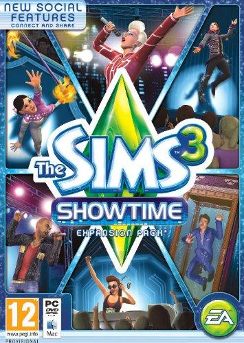 The Sims 3: Showtime [Edizione: Regno Unito]