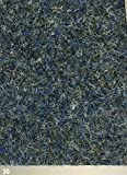 Nadelfilz-Teppich in der Farbe blau | Nadelvlies-Auslegeware in der Breite 2m x Länge 4,0m | Filz-Bodenbelag als Meterware erhältlich | robust & rutschfest, Beanspruchungsklasse (BK33) | Made in Germany