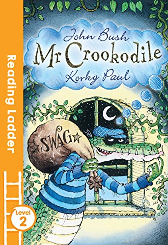 Mr Crookodile (Reading Ladder Level 2)