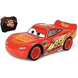 Dickie Toys- Cars Coche Rayo MC Queen Turbo Racer Control Remoto, Escala 1:24, Función Turbo, para Niños a Partir de 3 Años