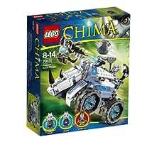 Lego Legends of Chima 70131 - Rogons Nashorn-Cruiser
