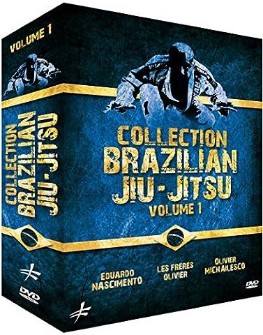 Brazilian Jiu-Jitsu Collection Vol. 1 [3 DVDs]