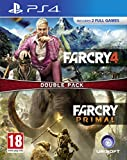 Far Cry Primal and Far Cry 4 (PS4) - [Edizione: Regno Unito]