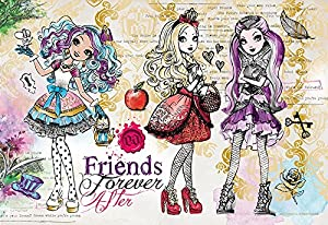 """Trefl, """"Ever After High"""" Friends Forever, 160 Shine Color Jigsaw - Puzzle"""