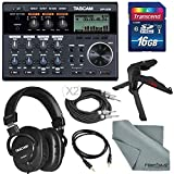 Best Tascam Memory Cards - Tascam DP-006 6-track Digital Pocketstudio and Deluxe Accessory Review