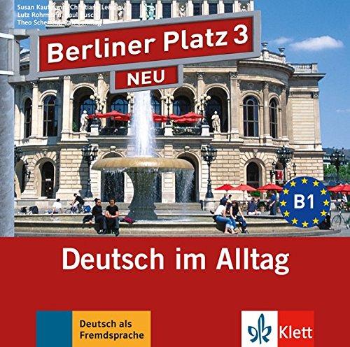 Berliner Platz NEU: CDs zum Lehrbuchteil 3 (2)