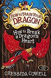How to Break a Dragon's Heart: Book 8 (How To Train Your Dragon) by Cressida Cowell (2010-02-04)