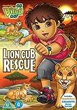 Go Diego Go: Lion Cub Rescue [DVD]